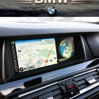 BMW Navi kaardid