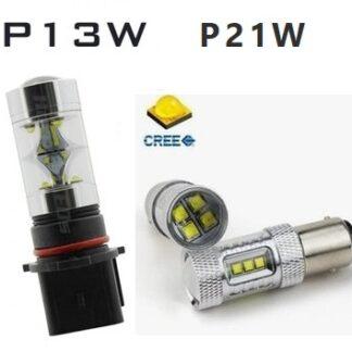 P13W / P21W LED